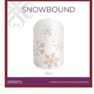 Jamberry Other - Jamberry - Snowbound